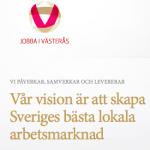 Jobba i Västerås väljer Städhem